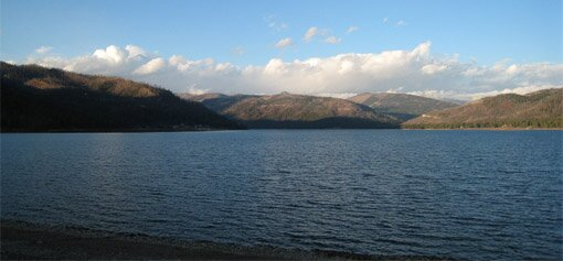 Picture of Vallecito Lake Near Durango, Colorado